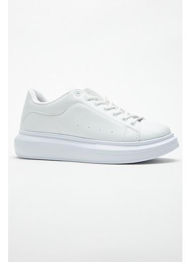Tonny Black Spor Ayakkabı Beyaz